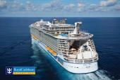 $900 Royal Caribbean Cruise Gift Certificate